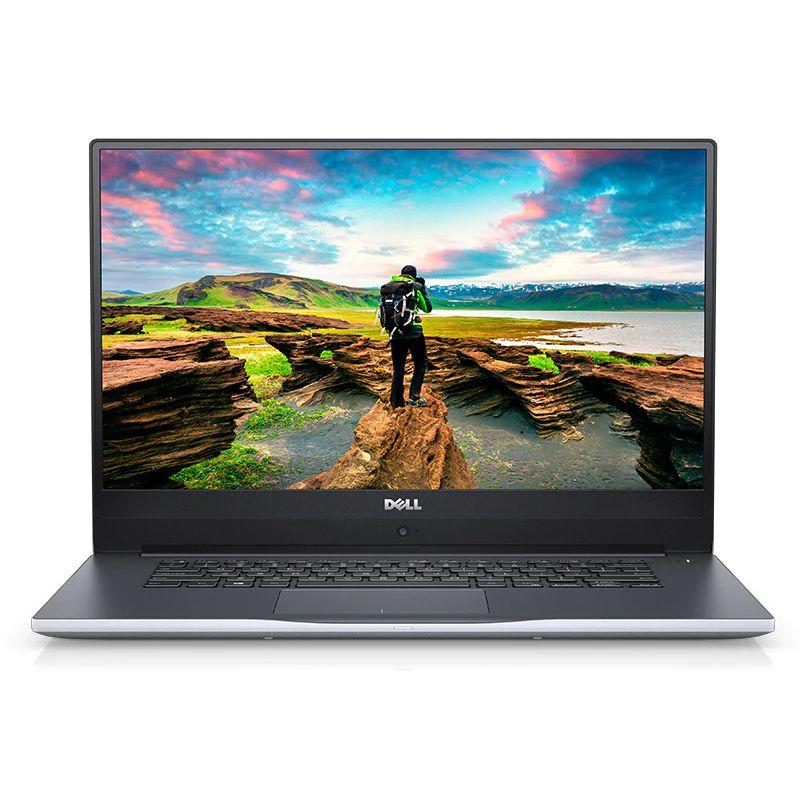 Notebook Dell Inspiron 15 7000 - Core i7 8ª Geração, Memória 16GB DDR4, SSD 128GB + HD 2TB, Geforce 4GB, Tela 15.6