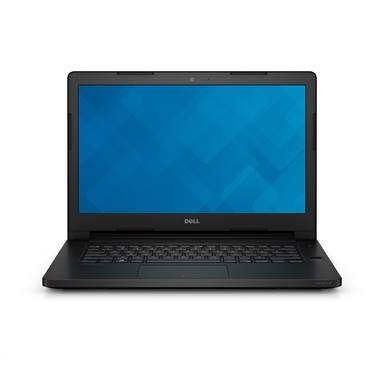 """Notebook Dell Latitude 3470 - Intel Core i7 de 6ª Geração, Memória de 8GB, SSD de 480GB, Leitor Biométrico, Tela de 14"""", Windows 10"""