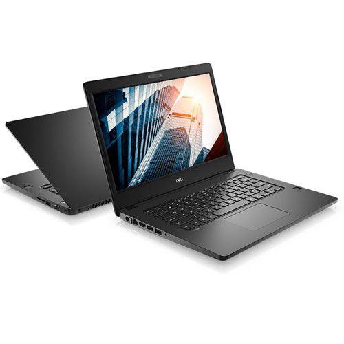 """Notebook Dell Latitude 3480 - Intel Core i5 de 6ª geração, Memória de 4GB, SSD de 256GB, Tela de 14"""", Windows 10 PRO"""