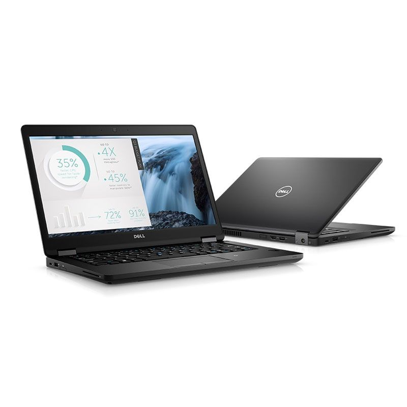 Notebook Dell Latitude 5480 - Core i5, 8GB, HD 1TB, 14