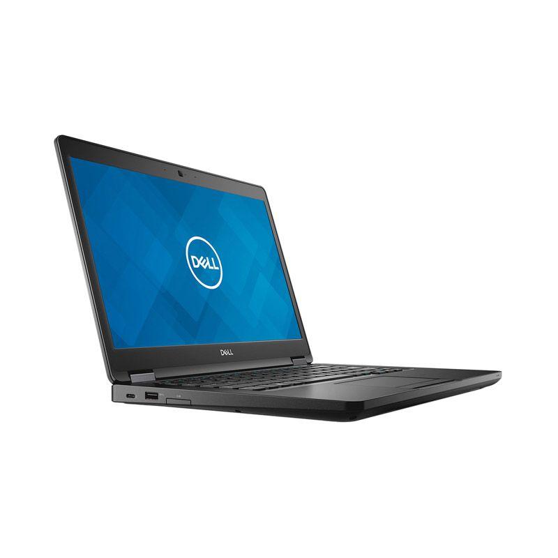"""Notebook Dell Latitude 5490 – Intel Core i5 de 8ª Geração, 8GB, HD 500GB, Tela LED 14"""""""