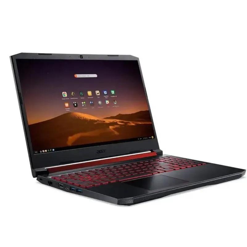 "Notebook Gamer Acer Nitro 5 AN517 Intel Core i7 , Memória 8GB, SSD NVMe 512GB, GeForce GTX 1650 4GB, 17.3"" IPS Full HD"