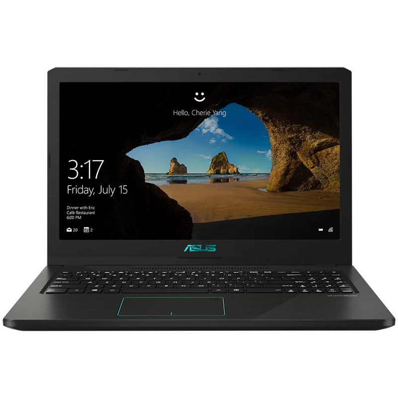 "Notebook Gamer Asus F570ZD - Ryzen5 3.6GHz,  Memória 16GB, HD 1TB, GTX1050 4GB, 15.6"" Full HD, Windows 10"