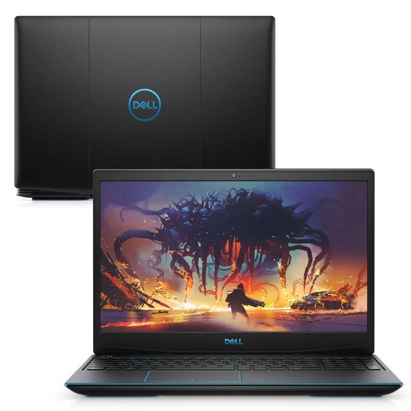 "Notebook Gamer Dell G3-3590 - Intel Core i5 9ªG, 8GB, SSD 256GB, NVIDIA GTX 1050 3GB, 15.6"" IPS Full HD"