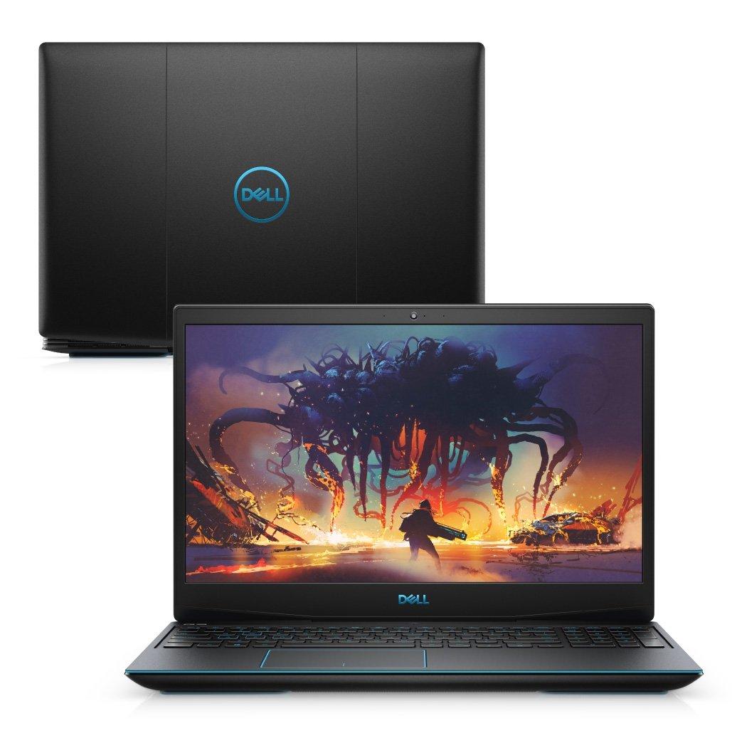 "Notebook Gamer Dell G3 Intel Core i7 9ª Geração, 16GB, SSD NVMe 512GB, Geforce GTX 1660 Ti 6GB, Full HD 15,6"" Windows 10"