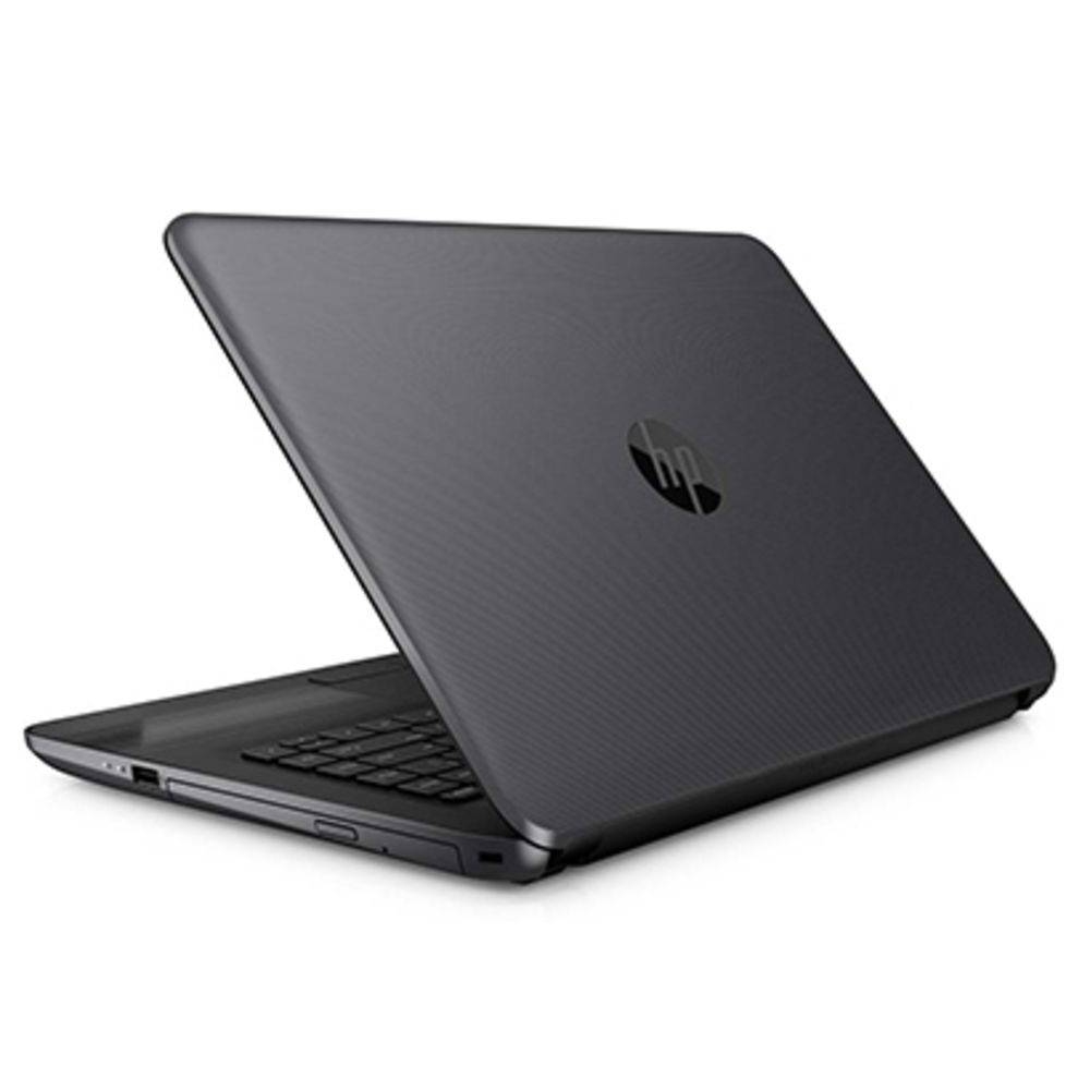 "Notebook HP 246 - Intel Core i5 de 7ª Geração, Memória de 8GB, Ssd 480Gb, Tela LED de 14"" e Windows 10 PRO"