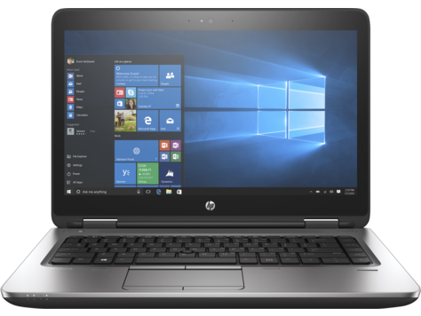 Notebook HP ProBook 640 G2 - Core i5 VPRO, 12GB de memória,  SSD 256GB, Leitor Biométrico, Windows 10 PRO