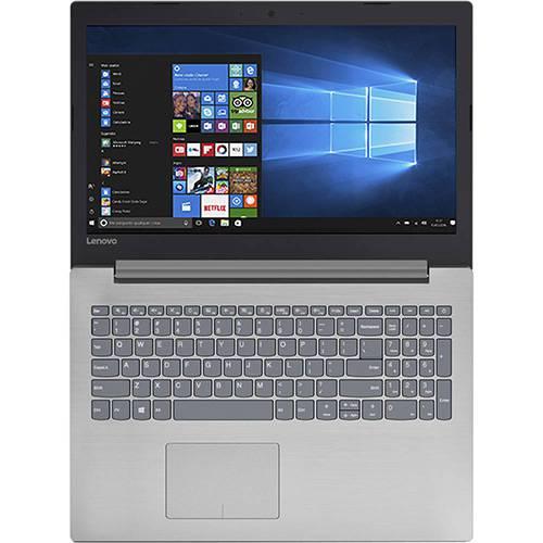 """Notebook Lenovo Ideapad 330 - Intel Core i3 de 7ª geração, Memória de 4GB, HD de 1TB, Tela de 15.6"""","""