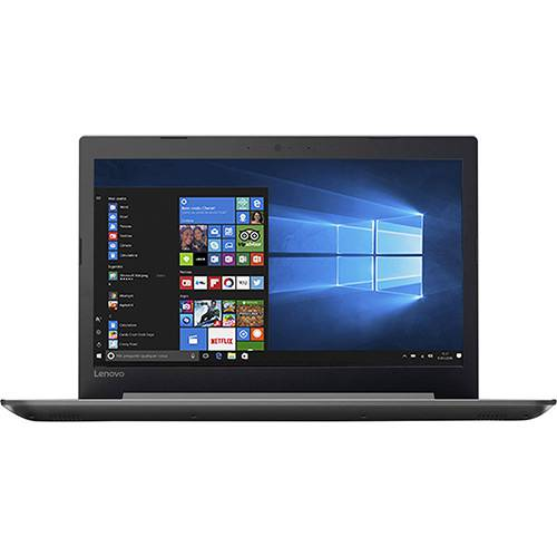 Notebook Lenovo Ideapad 320 - Intel Core i7 de 7ª geração, 4GB, 1TB, 15.6