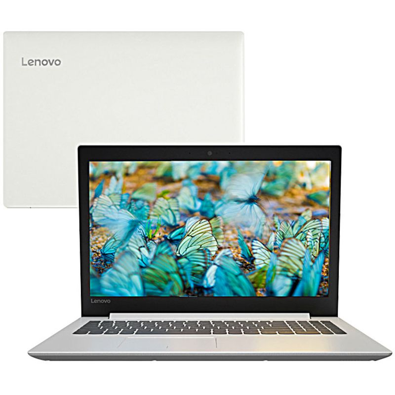 "Notebook Lenovo IdeaPad 330 Intel Core i5 8ªG, 12GB, HD 1TB, Tela 15.6"", W10, Branco"