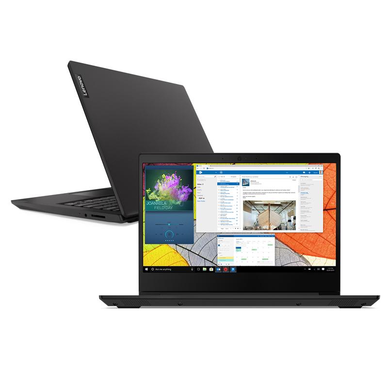 "Notebook Lenovo Ideapad BS145 Intel Core i3 10ªG, 4GB, SSD 240GB, Tela 15.6"""