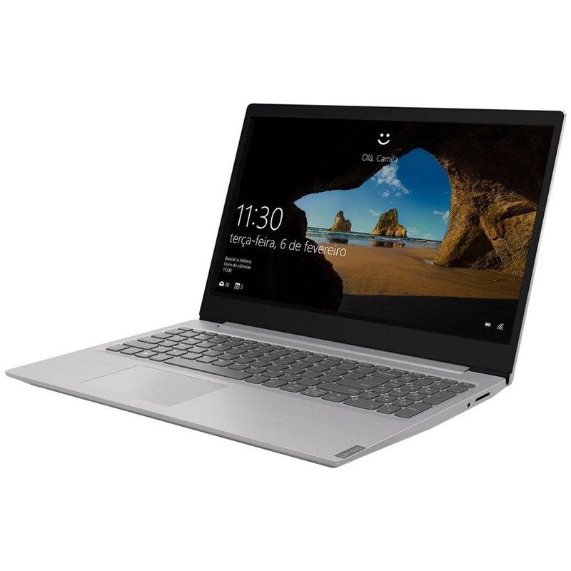 "Notebook Lenovo Ideapad S145 - AMD Ryzen 5, 12GB, SSD 120GB + HD 1TB, 15.6"" ultrafino, Windows 10"