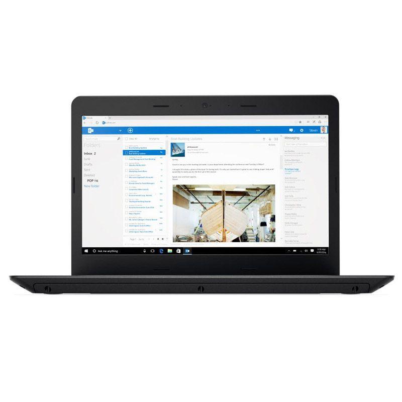 """Notebook Lenovo Thinkpad E470 - Core i5, 8GB, HD 1TB, 14"""", Win 10 PRO"""
