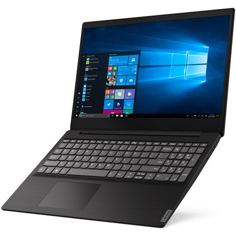 "Notebook Ultrafino Lenovo IdeaPad S Intel Pentium Gold 2.30GHz, 4GB, SSD 120GB + HD 500GB, Tela 15,6"", Windows 10"