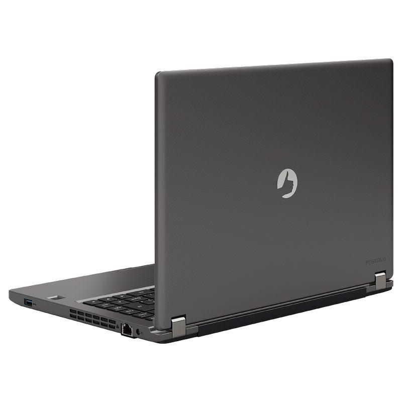 Notebook Positivo Master 600 - Intel Core i3 de 7ª geração, 8GB, HD 500GB, tela de 13