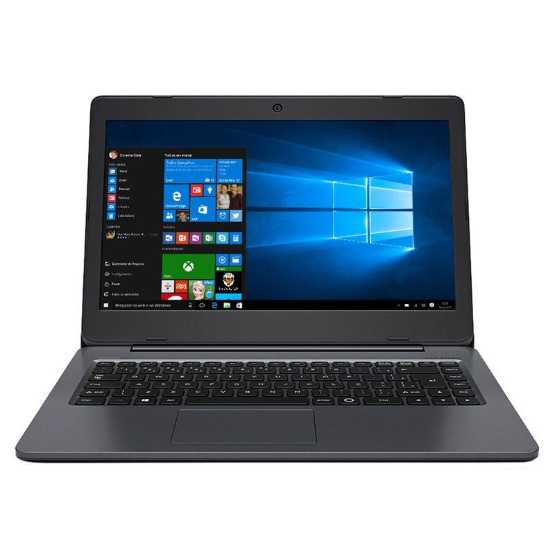 Notebook Positivo Stilo XC5631 - Intel Pentium Quad Core, 4GB, SSD 32GB, 14