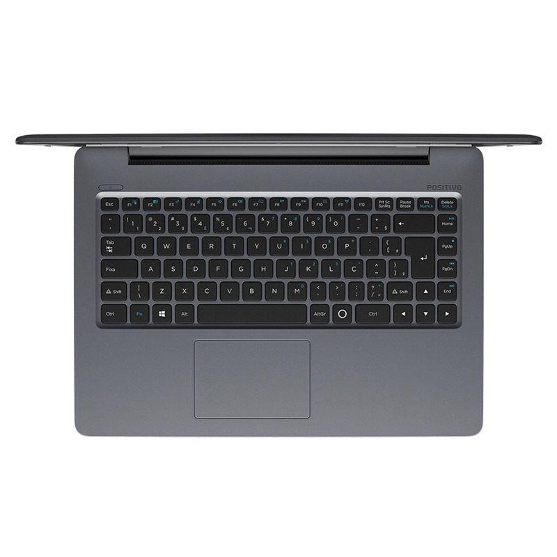 """Notebook Positivo Stilo XC5631 - Intel Pentium Quad Core, 4GB, SSD 32GB, 14"""""""
