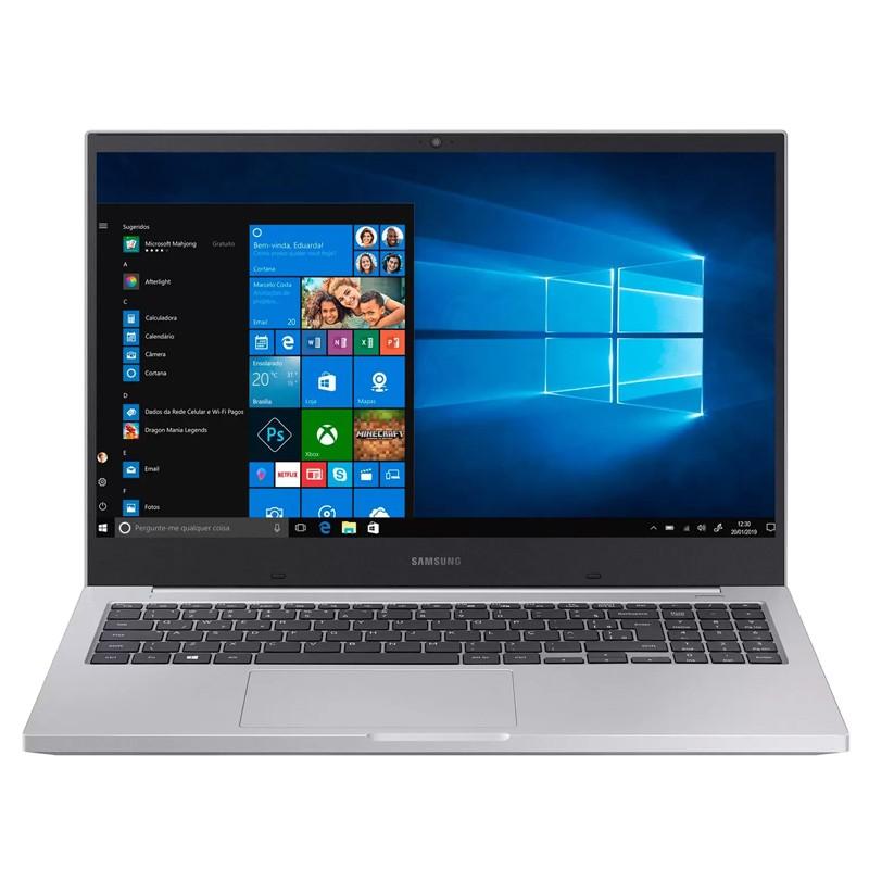 "Notebook Samsung Book E30 Intel Core i3 10ªG, 8GB, SSD 240GB, Tela Full HD 15.6"", Windows 10 - 550XCJ"