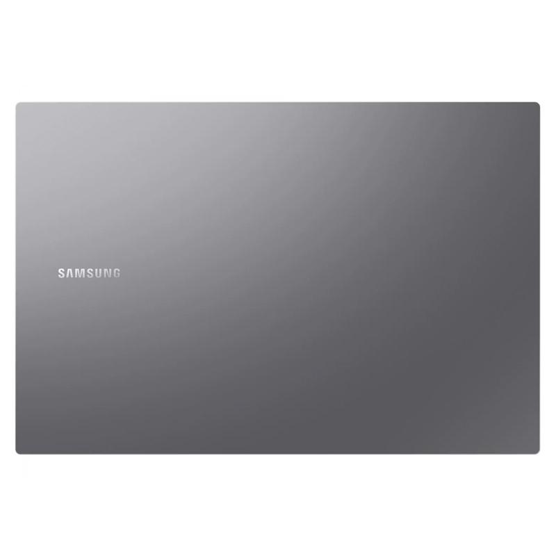 "Notebook Samsung Book Intel Dual Core, 4GB, HD 500GB, Tela Full HD 15.6"" - NP550XDZ Cinza Chumbo"