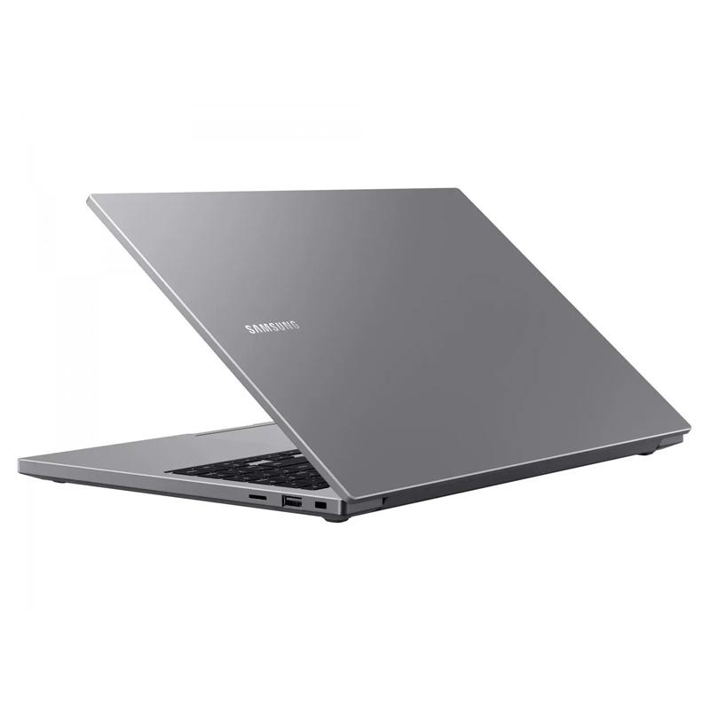 "Notebook Samsung Book Intel Dual Core, 4GB, SSD 240GB, Tela Full HD 15.6"" - NP550XDZ Cinza Chumbo"