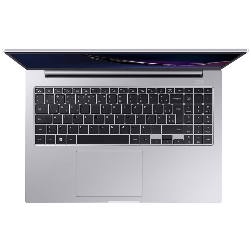 "Notebook Samsung Book X40 NP550 Intel Core i5 10ªG, 8GB, SSD 120GB + HD 1TB, Placa de Vídeo 2GB, Tela 15.6"", Windows 10 - Prata"
