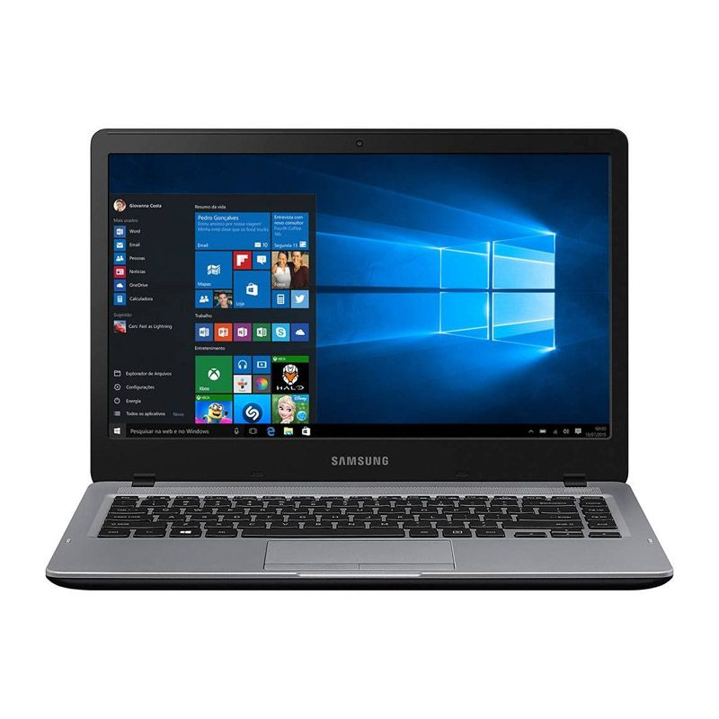 "Notebook Samsung Essential E35S – Core i3, 4GB, 1TB, Win 10, 14"" - 300E4L-KW1"