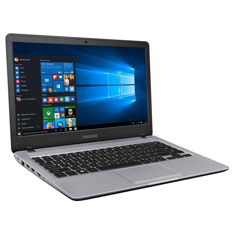 """Notebook Samsung Essential E35S – Core i3, 4GB, 1TB, Win 10, 14"""" - 300E4L-KW1"""