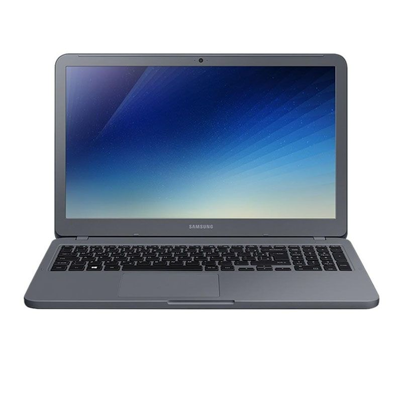 "Notebook Samsung Essentials E20 - Intel Dual Core, 4GB, 500GB, Tela HD 15.6"" - Titanium, NP350XAA-KDA"