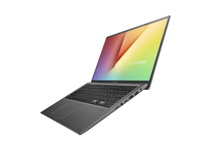 """Notebook Ultrafino Asus VivoBook x512 15 Intel Core i7 8ªG, 8GB, Ssd 480GB, Placa de Vídeo 2GB, Tela Full HD 15.6"""""""