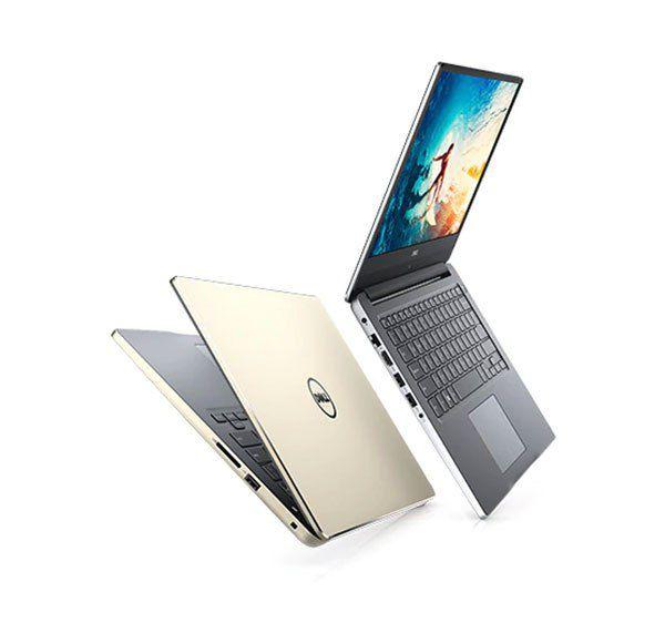 """Notebook Ultrafino Dell Inspiron 14 – Intel Core i7, Memória de 8GB, HD de 1TB, GeForce 940MX de 4GB, Tela Full HD de 14"""" -  i14-7460 (seminovo)"""