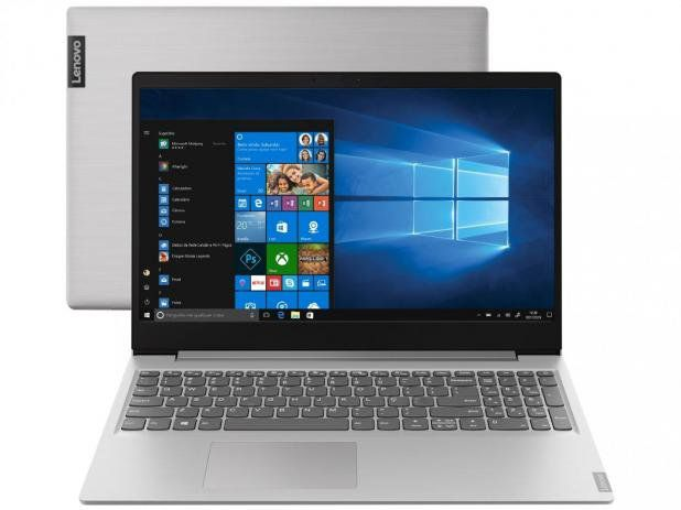 "Notebook Ultrafino Lenovo Ideapad S Intel Core i5 8ªG, 12GB, SSD 120GB + HD 1TB,  Tela 15.6"", Windows 10"