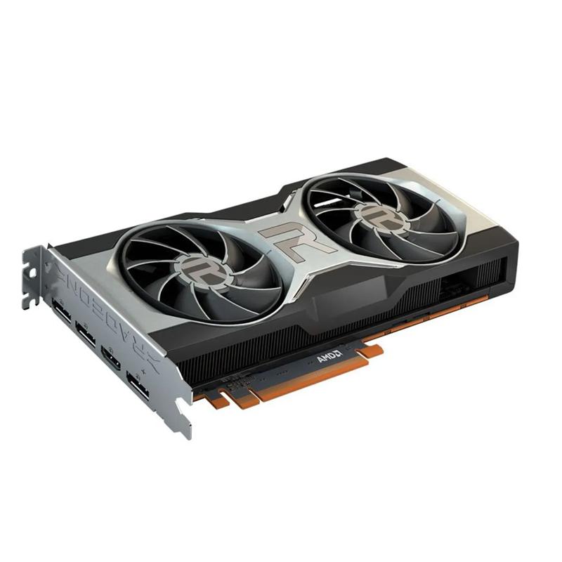 Placa de Vídeo Radeon RX 6700 XT 12GB D6 Power Color - DDR6, 192 bits