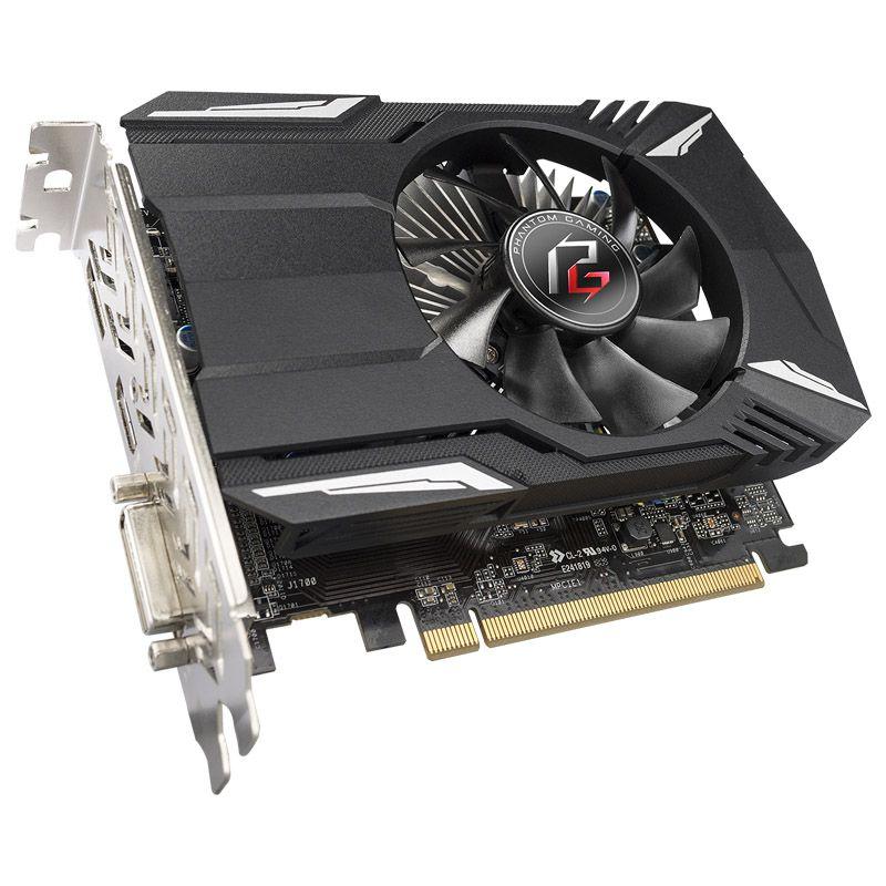 Placa de Vídeo ASRock Phanton Gaming Radeon RX560 - 2GB
