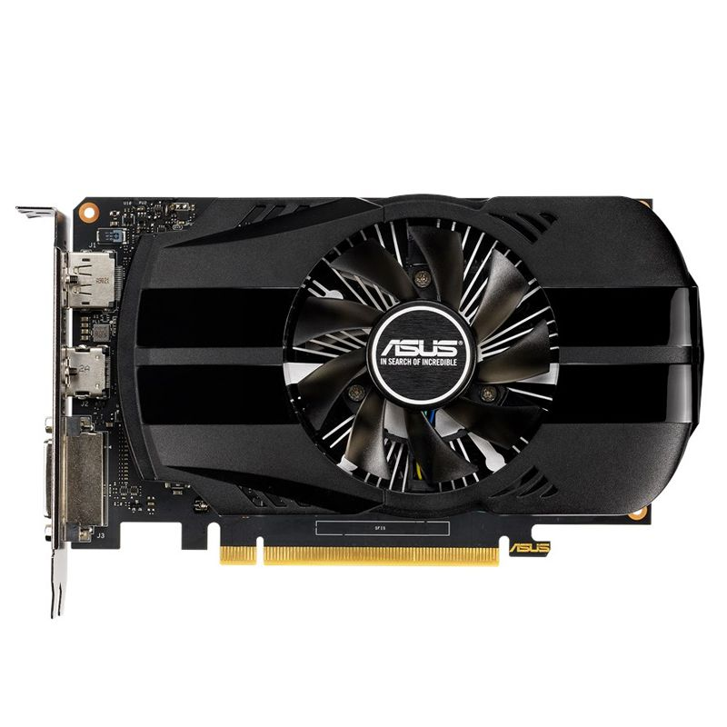 Placa de Vídeo Asus GeForce GTX 1650 Phoenix 4GB - DDR5 128 Bits