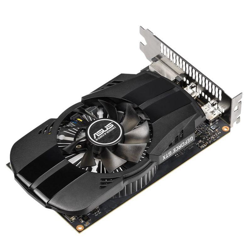 Placa de vídeo GeForce GTX 1650 Phoenix 4GB Asus - GDDR6, 128 Bits