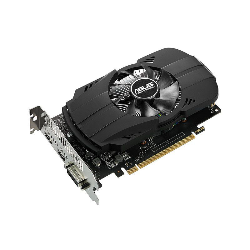 Placa de vídeo Asus Phoenix GeForce GTX 1050 - 3GB, GDDR5, HDMI, DVI, Display Port