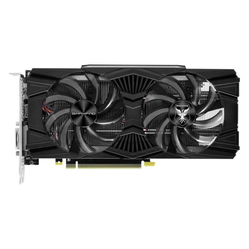 Placa de Vídeo Gainward GeForce RTX 2060 Phoenix - 6GB, GDDR6, PCI-EXP