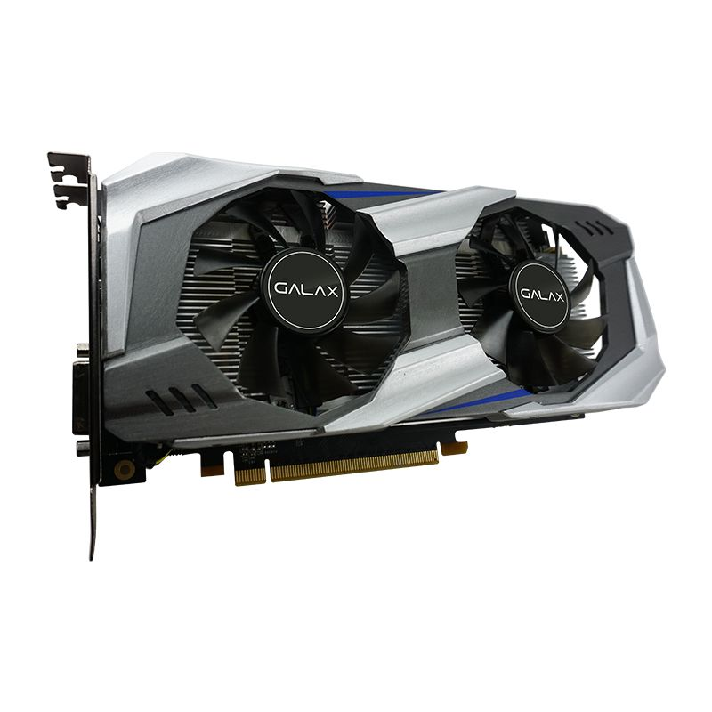 Placa de Vídeo GeForce GTX 1060 OC 6GB Galax - 192 bit, GDDR5, DisplayPort 1.4, HDMI