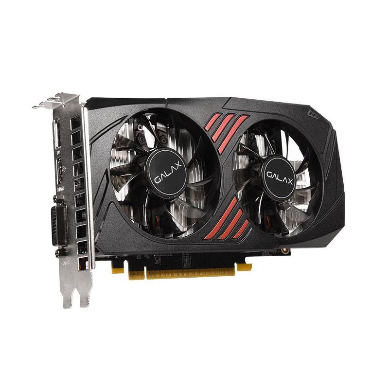 Placa de Vídeo Galax GeForce GTX 1050Ti OC - 4GB