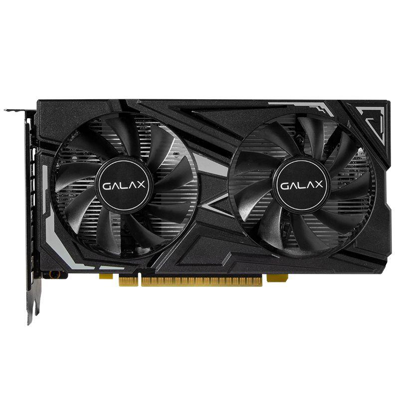 Placa de Vídeo Galax GeForce GTX 1650 Super EX 4GB - GDDR6, 128 Bit, 1-Click OC