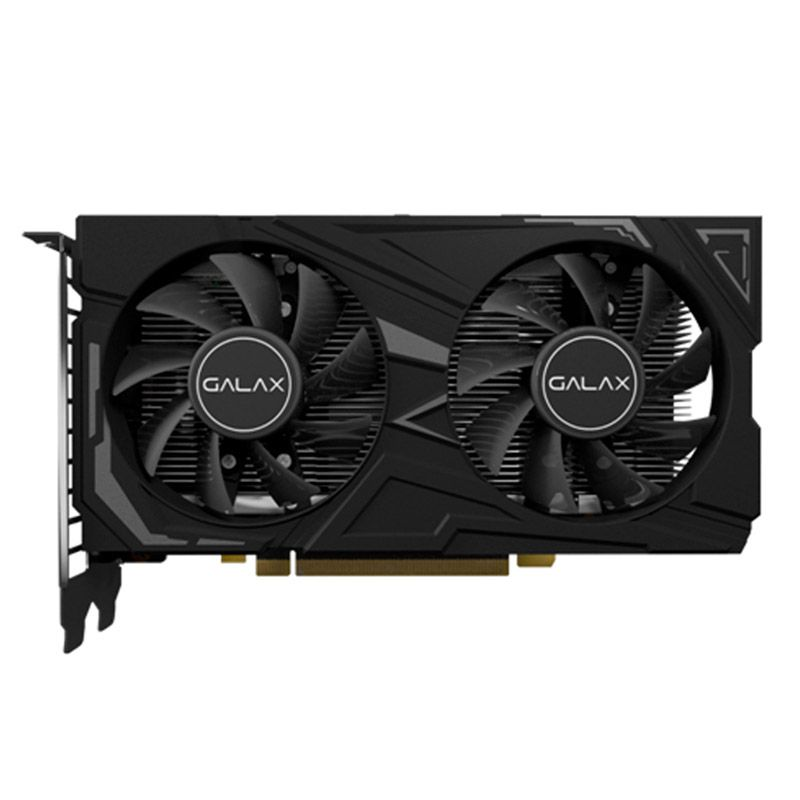 Placa de vídeo Galax GeForce GTX 1650 - 4GB, 1 Click OC G5
