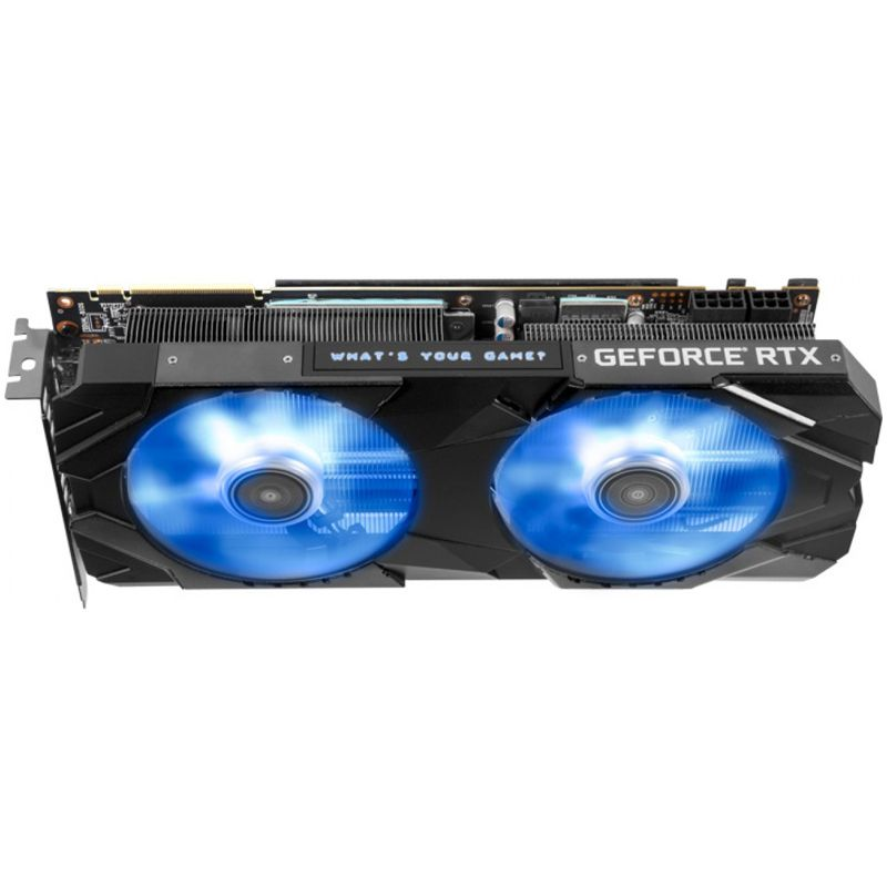 Placa de Vídeo Galax GeForce RTX 2080 Super EX 8GB - GDDR6, 256 Bit, 1-Click OC