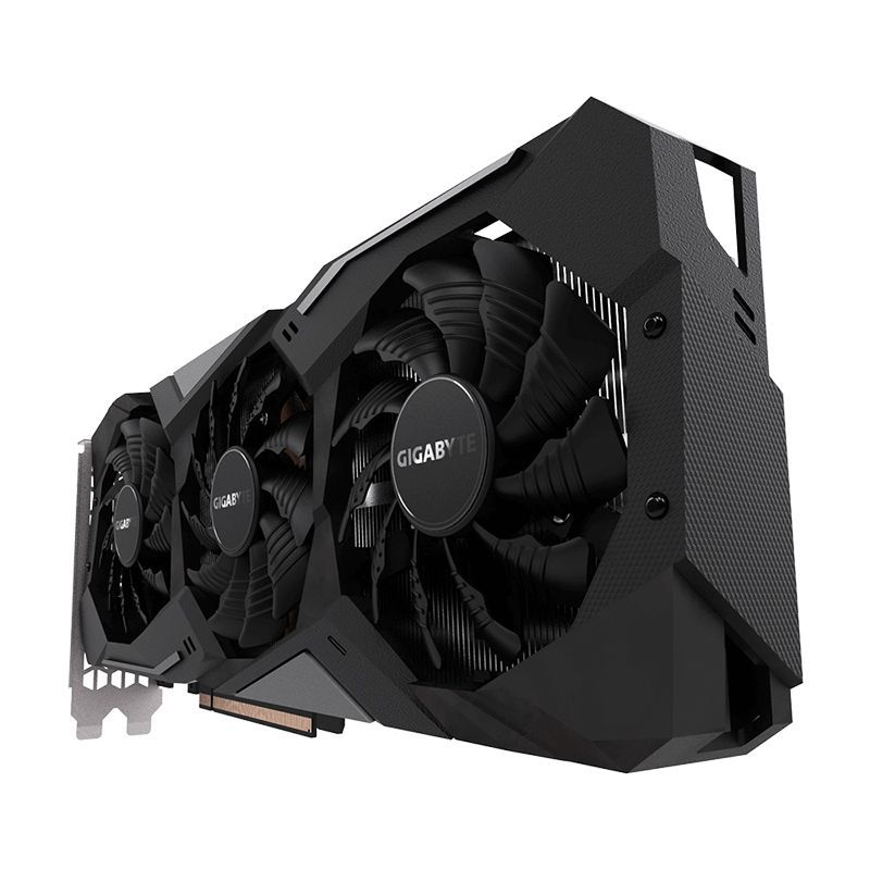 Placa de Vídeo GeForce RTX 2070 8GB D6 Gigabyte - GDDR6, 256 bits