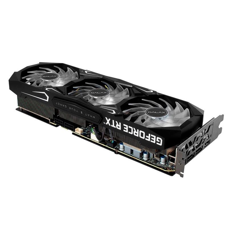 Placa de Vídeo GeForce RTX 3070Ti SG 8GB Galax - GDDR6X, 256 bit