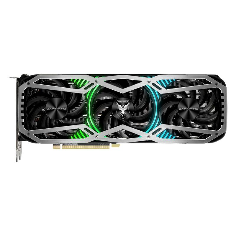 Placa de vídeo GeForce RTX 3080 Ti Phoenix 12GB Gainward - G6X 384 Bits
