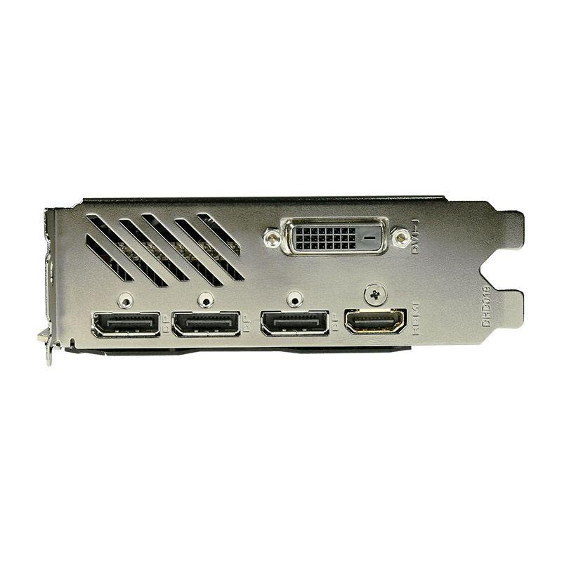 Placa de Vídeo Gigabyte AMD Radeon RX570 - 4GB, GDDR5