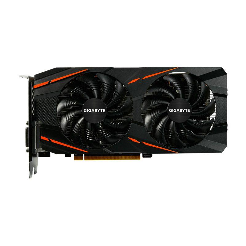 Placa de Vídeo Gigabyte Radeon RX 580 Gaming - 4GB, GDDR5