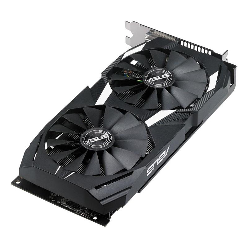 Placa de Vídeo Radeon RX 580 OC 8GB GDDR5 Asus - DUAL-RX580-O8G
