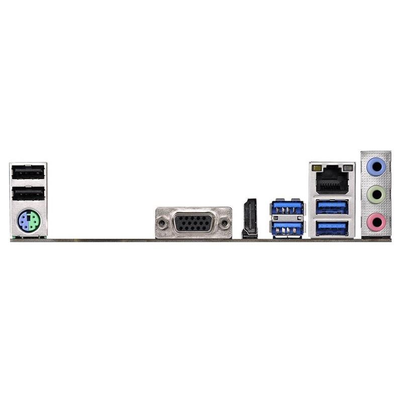 Placa Mãe ASRock A320M-HD DDR4, socket AM4, chipset A320, mATX