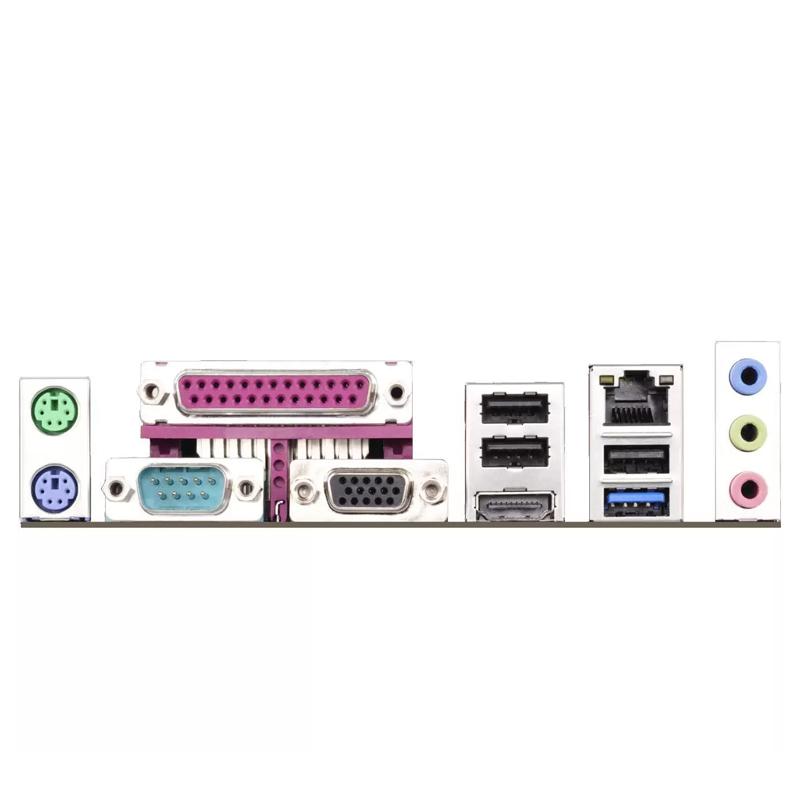 Placa Mãe ASRock D1800B-ITX DDR3, Intel Core J1800